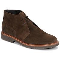 Pantofi Bărbați Ghete Casual Attitude NETOINE Maro