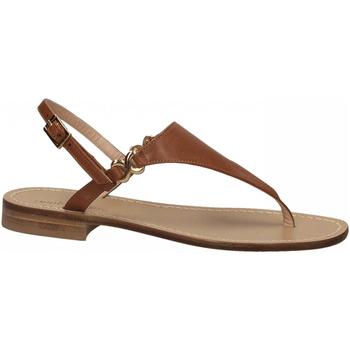 Pantofi Femei Sandale  Paolo Ferrara CUOIO NATURALE cuoio
