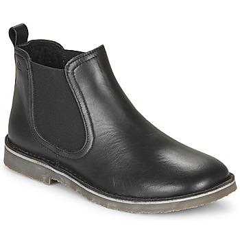 Pantofi Copii Ghete Citrouille et Compagnie HOVETTE Negru