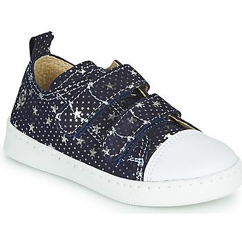 Pantofi Fete Pantofi sport Casual Citrouille et Compagnie NADIR Albastru / Argintiu