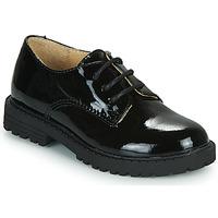 Pantofi Fete Pantofi Derby Citrouille et Compagnie NALIME Negru