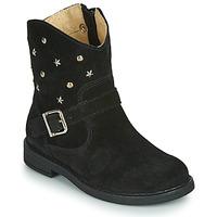 Pantofi Fete Ghete Citrouille et Compagnie NESTI Negru