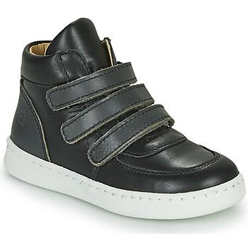 Pantofi Băieți Pantofi sport stil gheata Citrouille et Compagnie NOSTI Negru / Gri