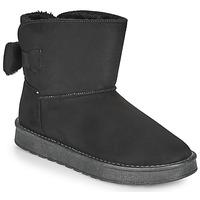Pantofi Femei Cizme casual Moony Mood NOWER Negru