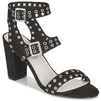 Pantofi Femei Sandale  Les Petites Bombes GLAILEUL Negru