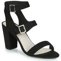 Pantofi Femei Sandale  Les Petites Bombes GRACE Negru