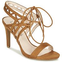 Pantofi Femei Sandale  Les Petites Bombes MACHA Camel