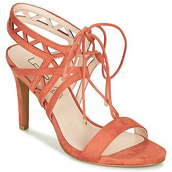 Pantofi Femei Sandale  Les Petites Bombes MACHA Corai