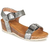 Pantofi Femei Sandale  Les Petites Bombes NARCISS Argintiu