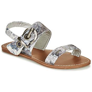 Pantofi Femei Sandale  Les Petites Bombes PERVENCHE Gri