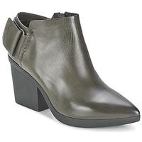 Pantofi Femei Botine Vic REVEBE Gri