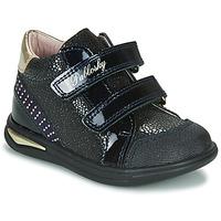 Pantofi Fete Pantofi sport stil gheata Pablosky 87529 Bleumarin