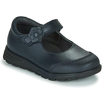Pantofi Fete Balerin și Balerini cu curea Pablosky 334020 Albastru