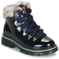 Pantofi Fete Ghete Pablosky 489629-J Albastru