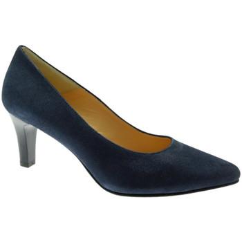 Pantofi Femei Pantofi cu toc Soffice Sogno SOSO20030bl blu