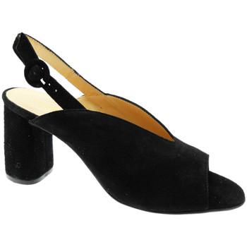 Pantofi Femei Sandale  Soffice Sogno SOSO20150ne nero