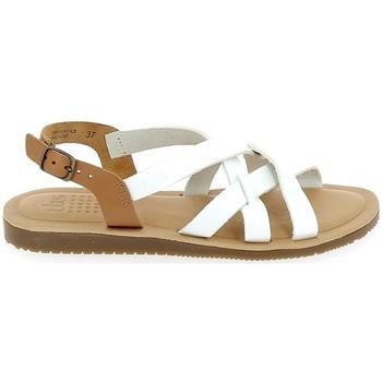 Pantofi Femei Sandale  TBS Belluci Blanc Alb