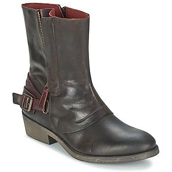 Pantofi Femei Ghete Kickers AMERIKO Maro