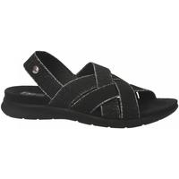 Pantofi Femei Sandale  Enval D SA 52905 nero-arg