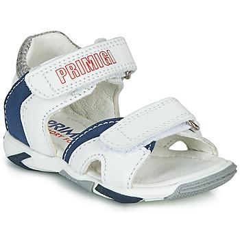 Pantofi Băieți Sandale  Primigi  Alb