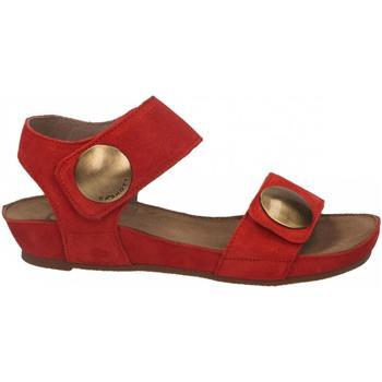 Pantofi Femei Sandale  Ca Shott SUEDE rosso