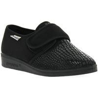 Pantofi Femei Papuci de casă Emanuela 649 NERO PANTOFOLA Nero