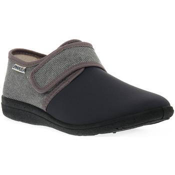 Pantofi Bărbați Papuci de casă Emanuela GRIGIO PANTOFOLA Grigio