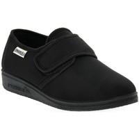 Pantofi Femei Papuci de casă Emanuela 655 NERO PANTOFOLA Nero