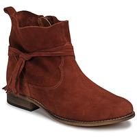 Pantofi Femei Ghete Betty London NENESS Cărămiziu