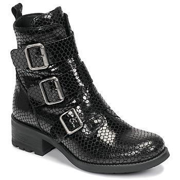 Pantofi Femei Ghete Betty London NANISS Negru