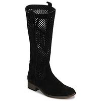 Pantofi Femei Cizme casual Betty London DIVOUI Negru