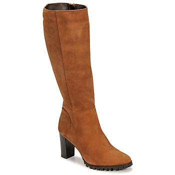 Pantofi Femei Cizme casual Betty London NOEME Camel