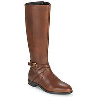 Pantofi Femei Cizme casual Betty London NILOU Camel