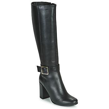 Pantofi Femei Cizme casual Betty London NALOU Negru