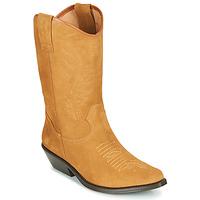 Pantofi Femei Cizme casual Betty London LOVA Camel