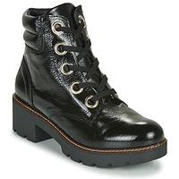 Pantofi Femei Ghete Betty London NAULINE Negru