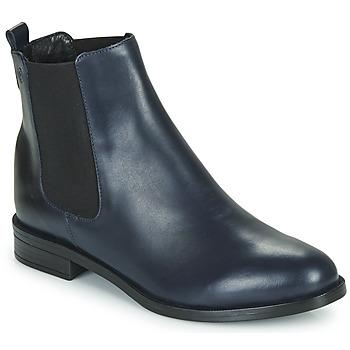 Pantofi Femei Ghete Betty London NIDOLE Bleumarin