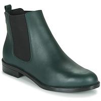 Pantofi Femei Ghete Betty London NIDOLE Verde