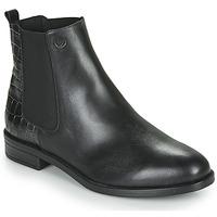 Pantofi Femei Ghete Betty London NIDOLE Negru