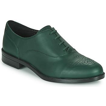 Pantofi Femei Pantofi Oxford Betty London NADIE Verde