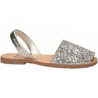 Pantofi Femei Sandale  Ria METALIZADO plata