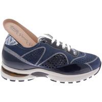 Pantofi Femei Drumetie și trekking Calzaturificio Loren LOA1076bl blu