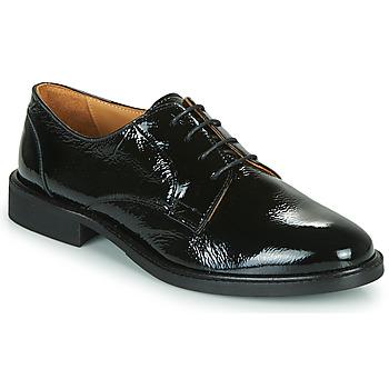 Pantofi Femei Pantofi Derby Emma Go FRIDA Negru