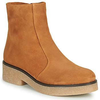 Pantofi Femei Ghete Chie Mihara YETI Camel