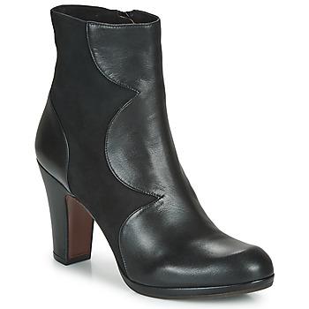 Pantofi Femei Botine Chie Mihara CAREL Negru