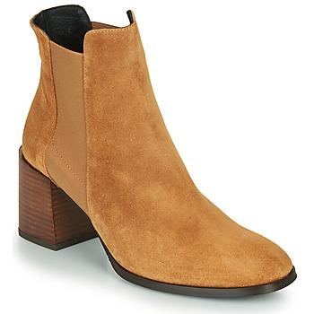 Pantofi Femei Botine Fericelli NONUTS Camel