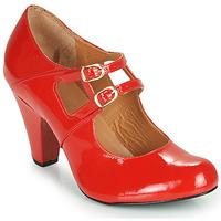 Pantofi Femei Pantofi cu toc Cristofoli MASTIS Roșu / Lac