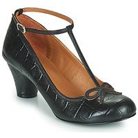 Pantofi Femei Pantofi cu toc Cristofoli MUNSTI Negru