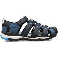 Pantofi Băieți Sandale  Keen Newport Neo H2 Albastru marim, Grafit
