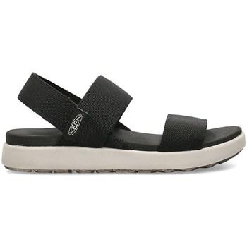 Pantofi Femei Sandale  Keen Elle Backstrap Negre, Gri